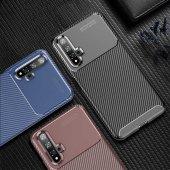 Huawei Honor 20 Kılıf Zore Negro Silikon-3