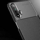 Huawei Honor 20 Kılıf Zore Negro Silikon-4