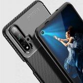 Huawei Honor 20 Kılıf Zore Negro Silikon-6