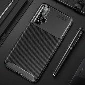Huawei Honor 20 Kılıf Zore Negro Silikon-10