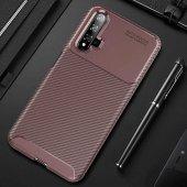 Huawei Honor 20 Kılıf Zore Negro Silikon-12
