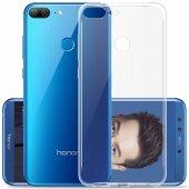 Huawei Honor 9 Lite Kılıf Zore Ultra İnce Silikon Kapak 0.2mm