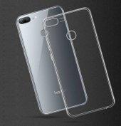 Huawei Honor 9 Lite Kılıf Zore Ultra İnce Silikon Kapak 0.2mm-6