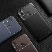 Huawei Honor Play Kılıf Zore Negro Silikon-9