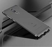Huawei Mate 10 Lite Kılıf Zore Dört Köşeli Lazer Silikon-6