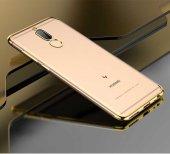 Huawei Mate 10 Lite Kılıf Zore Dört Köşeli Lazer Silikon-7