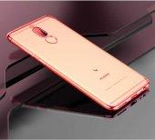 Huawei Mate 10 Lite Kılıf Zore Dört Köşeli Lazer Silikon-8