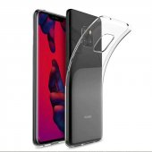 Huawei Mate 20 Pro Kılıf Zore Ultra İnce Silikon Kapak 0.2 mm