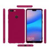 Huawei P Smart Kılıf Zore Neva Silikon-10