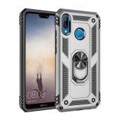 Huawei P20 Lite Kılıf Zore Vega Silikon