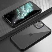 Apple İphone 11 Pro Max Kılıf Zore Dor Silikon...