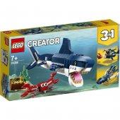 Lego Creator Derin Deniz Yaratıkları