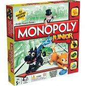 Monopoly Junior Oyunu