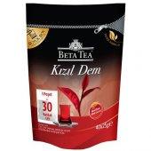 Beta Çay Kızıl Dem Demlik Poşet Çay 40 X 25 Gr...