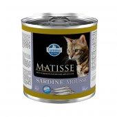 Matisse Sardalyalı Kıyılmış Kedi Konservesi 300 Gr