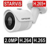 OPAX-1105 2mp 3.6mm Sony Lens H.265+ Starvis IP Bullet Kamera