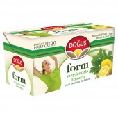 Doğuş Form Maydanoz Limon Bitki Çay Süzen Poşet 20 Li