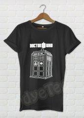 Dr Who Cabinet Erkek Tişört - Dyetee