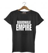 Boardwalk Empire Klasik Erkek Tişört - Dyetee