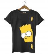 Haylaz Bart Simpson Erkek Tişört - Dyetee