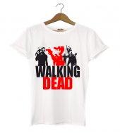 Walking Dead II Kadın Tişört - Dyetee