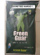15+30+15 Npk Gübre 25 Kg Green Guard Harika