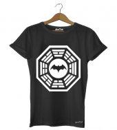 Batman Dharma Kadın Tişört - Dyetee