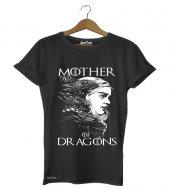 Ejderhaların Annesi Kadın Tişört - Dyetee