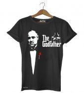 The Godfather - Klasik Kadın Tişört - Dyetee