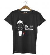 Star Wars The God Vader Kadın Tişört - Dyetee