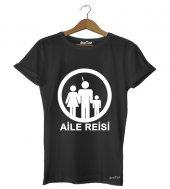 Aile Reisi Kadın Tişört - Dyetee