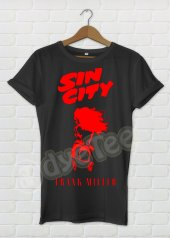 Sin City A Dame To Kill For Kadın Tişört - Dyetee