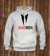 Mad Tie Erkek Sweatshirt Ve Kapüşonlu Dyetee