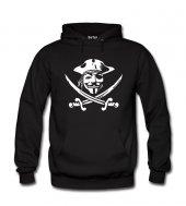 Anonymous Pirate Erkek Sweatshirt ve Kapüşonlu - Dyetee