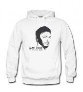 Daryl Dixon Cool Erkek Sweatshirt ve Kapüşonlu - Dyetee