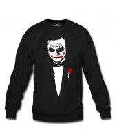 Joker The Jocker Erkek Sweatshirt ve Kapüşonlu - Dyetee