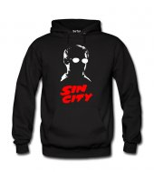 Sin City Kevin Erkek Sweatshirt Ve Kapüşonlu Dyetee