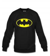 Batman Klasik Erkek Sweatshirt ve Kapüşonlu - Dyetee