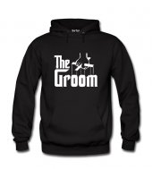 The Groom Erkek Sweatshirt ve Kapüşonlu - Dyetee