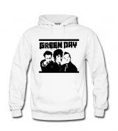 Green Day Erkek Sweatshirt Ve Kapüşonlu Dyetee