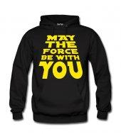 Star Wars Force Erkek Sweatshirt ve Kapüşonlu - Dyetee