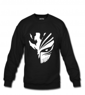Bleach Erkek Sweatshirt ve Kapüşonlu - Dyetee