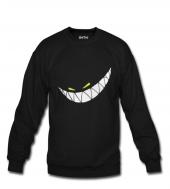 Canavar Erkek Sweatshirt ve Kapüşonlu - Dyetee