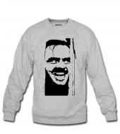 Jack Nicholson Cinnet Erkek Sweatshirt ve Kapüşonlu - Dyetee