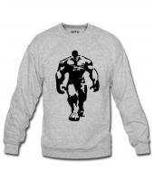 Hulk Erkek Sweatshirt ve Kapüşonlu - Dyetee