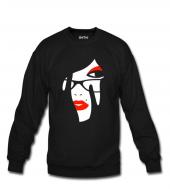 Pop Art Erkek Sweatshirt Ve Kapüşonlu Dyetee