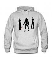 Camiseta Walking Dead Kadın Sweatshirt Ve Kapüşonlu Dyetee