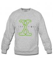 X - Files Kadın Sweatshirt ve Kapüşonlu - Dyetee