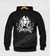 Class Protector Kadın Sweatshirt Ve Kapüşonlu Dyetee