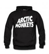 Arctic Monkeys Kadın Sweatshirt Ve Kapüşonlu Dyetee